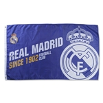 Real Madrid 5x3 Established Flag
