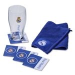 Real Madrid Woodmark Mini Bar Set