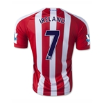 Stoke City 14/15 IRELAND Home Soccer Jersey