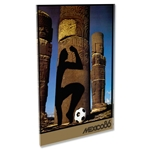 1986 FIFA World Cup Mexico Poster Acrylic Print