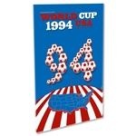 1994 FIFA World Cup USA Commemorative Poster Acrylic Print
