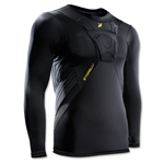 Storelli Bodyshield Field Player Long Sleeve Shirt (Black)