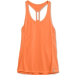 Under Armour Fly-By Stretch Mesh Tank (Orange)