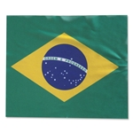 Brazil Flag Rally Sport Towel