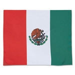 Mexico Flag Rally Sport Towel
