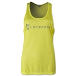 Under Armour Women's Ripshot Lacrosse Pinney (Yellow)