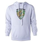 Jaguares Youth Hoody (White)