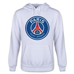 Paris Saint-Germain Youth Hoody (White)