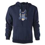 Carolina Railhawks Youth Hoody (Navy)