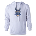 Carolina Railhawks Youth Hoody (White)