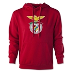 Benfica Youth Hoody (Red)