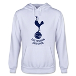 Tottenham Youth Hoody (White)