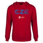 Czech Republic Euro 2016 Elements Youth Hoody (Red)