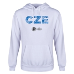 Czech Republic Euro 2016 Elements Youth Hoody (White)