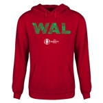 Wales Euro 2016 Elements Youth Hoody (Red)