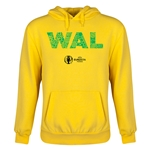 Wales Euro 2016 Elements Youth Hoody (Yellow)