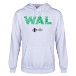 Wales Euro 2016 Elements Youth Hoody (White)