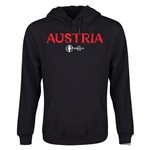 Austria Euro 2016 Core Youth Hoody (Black)