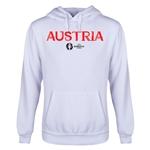 Austria Euro 2016 Core Youth Hoody (White)