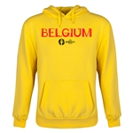 Belgium Euro 2016 Core Youth Hoody (Yellow)