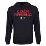 Czech Republic Euro 2016 Core Youth Hoody (Black)