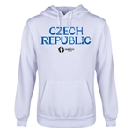 Czech Republic Euro 2016 Core Youth Hoody (White)