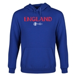England Euro 2016 Core Youth Hoody (Royal)