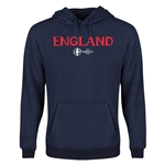 England Euro 2016 Core Youth Hoody (Navy)