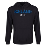 Iceland Euro 2016 Core Youth Hoody (Black)