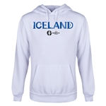 Iceland Euro 2016 Core Youth Hoody (White)