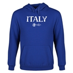 Italy Euro 2016 Core Youth Hoody (Royal)