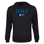 Italy Euro 2016 Core Youth Hoody (Black)