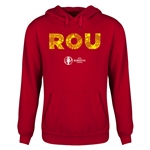 Romania Euro 2016 Elements Youth Hoody (Red)