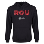 Romania Euro 2016 Elements Youth Hoody (Black)