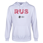 Russia Euro 2016 Elements Youth Hoody (White)