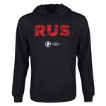 Russia Euro 2016 Elements Youth Hoody (Black)