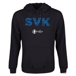 Slovakia Euro 2016 Elements Youth Hoody (Black)