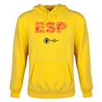 Spain Euro 2016 Elements Youth Hoody (Yellow)