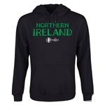 Northern Ireland Euro 2016 Core Youth Hoody (Black)