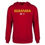 Romania Euro 2016 Core Youth Hoody (Red)