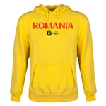 Romania Euro 2016 Core Youth Hoody (Yellow)