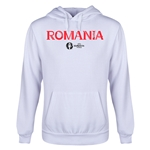Romania Euro 2016 Core Youth Hoody (White)