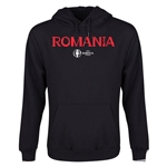 Romania Euro 2016 Core Youth Hoody (Black)