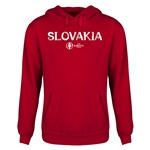 Slovakia Euro 2016 Core Youth Hoody (Red)