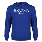 Slovakia Euro 2016 Core Youth Hoody (Royal)