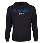 Slovakia Euro 2016 Core Youth Hoody (Black)
