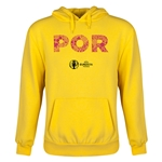 Portugal Euro 2016 Elements Youth Hoody (Yellow)