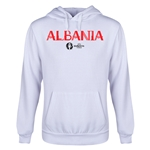 Albania Euro 2016 Core Youth Hoody (White)