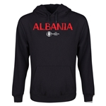 Albania Euro 2016 Core Youth Hoody (Black)