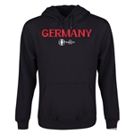 Germany Euro 2016 Core Youth Hoody (Black)